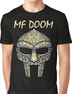 mf doom mask Graphic T-Shirt