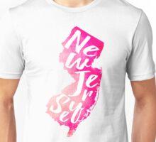 new jersey piinnnk Unisex T-Shirt
