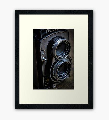 Flexaret Framed Print