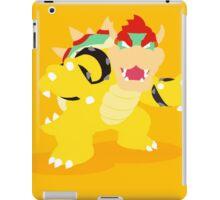 Minimalist Bowser iPad Case/Skin