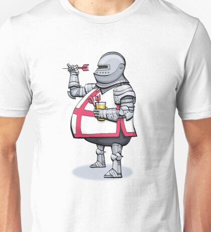 Darts Knight Unisex T-Shirt