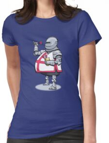 Darts Knight Womens Fitted T-Shirt