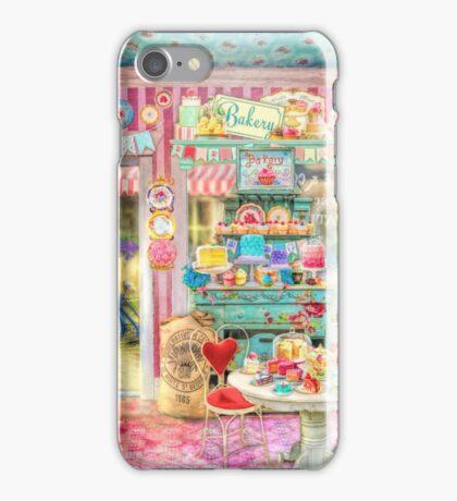 The Little Cake Shop iPhone Case/Skin