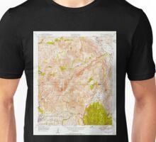 USGS TOPO Map California CA Temecula 300831 1948 24000 geo Unisex T-Shirt