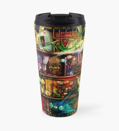 The Fantastic Voyage Travel Mug