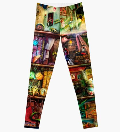 The Fantastic Voyage Leggings