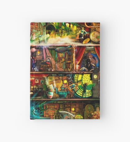 The Fantastic Voyage Hardcover Journal
