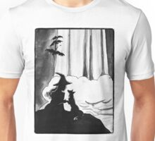 Aira The Witch and her Fox Companion Unisex T-Shirt
