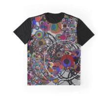 Abstract composition 441 Graphic T-Shirt