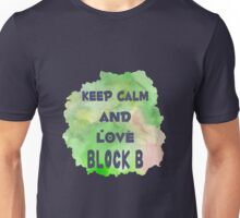 LOVE Block B Unisex T-Shirt