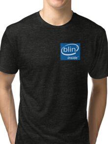 Blin Inside! Clothing Tri-blend T-Shirt