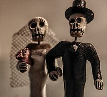 Day of the Dead Wedding #1 by WildCherry