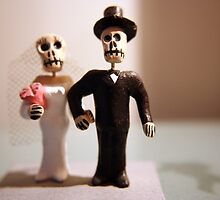 Day of the Dead Wedding #2 by WildCherry