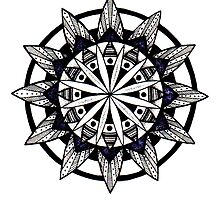 Mandala #18 by litedawn