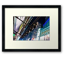 The Source of Light Framed Print