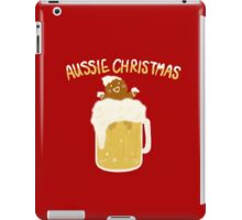 Aussie Christmas - Beer iPad Case/Skin