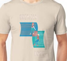 Guerilla Toss W/ Saxophone Juice @ Milk Run Unisex T-Shirt