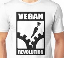 Vegan revolution Unisex T-Shirt