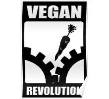 Vegan revolution Poster