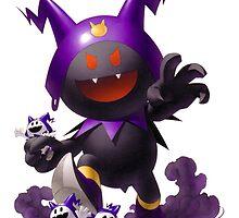 SMT Persona 4 Black Frost is best by harromika