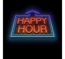 Happy hour. Photographic Print