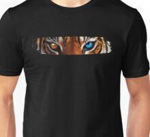 Tigre africano diseño increíble Unisex T-Shirt