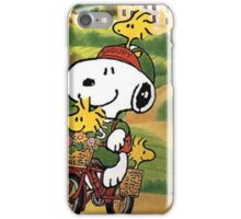 Ride Snoopy iPhone Case/Skin