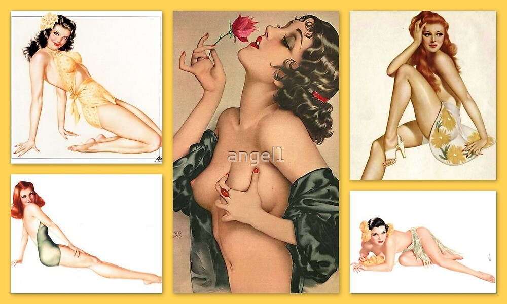 Pinup Beauties by ©The Creative  Minds