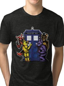 The Animatronics Have the Phone Box  Tri-blend T-Shirt