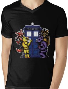 The Animatronics Have the Phone Box  Mens V-Neck T-Shirt