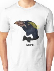 All of the Nope Unisex T-Shirt