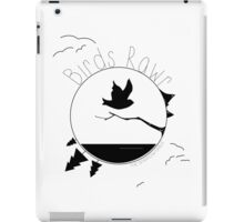 Birds Rawr - World iPad Case/Skin