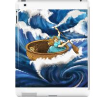 Tammy and the Whirlpool iPad Case/Skin