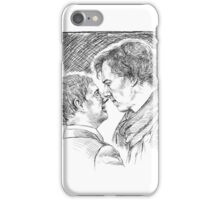 Sherlock & John - Johnlock iPhone Case/Skin