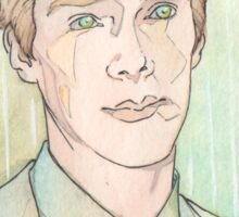 Benedict: in colours Sticker