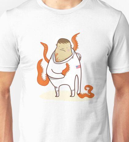 Astronaut - Alien takeover Unisex T-Shirt