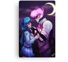 Mystery Skulls - Lewis and Vivi - When I'm With You Canvas Print