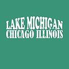 Lake Michigan - Chicago Illinios by cinn