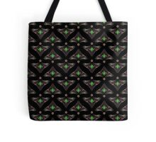 "Art deco print ornament ""Azimut"" Tote Bag"