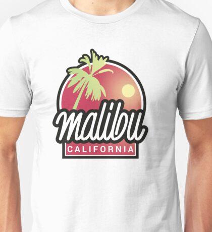 Malibu, California Unisex T-Shirt
