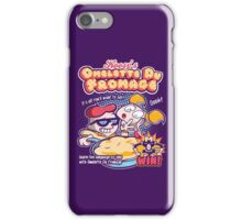 Omelette Du Fromage iPhone Case/Skin