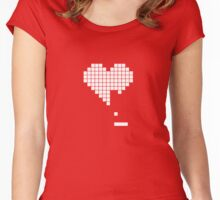 Geek Love Women's Fitted Scoop T-Shirt