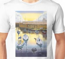 Port Adelaide Sailiing Club Yatchs  Mac Lawries Boatshed 2004  Unisex T-Shirt