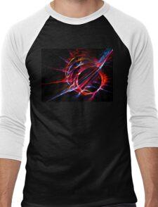 Red Sea Urchin Men's Baseball ¾ T-Shirt