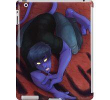 Nightcrawler - BAMF! iPad Case/Skin