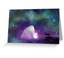 Celestial Greeting Card