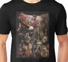 Warning Code of Ghost Flesh Unisex T-Shirt