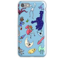 Cosmic Dance Party iPhone Case/Skin