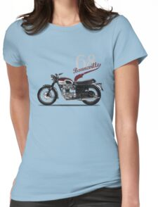 Bonneville T120 1968 Womens Fitted T-Shirt