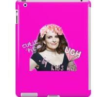 Tina Fey - Cutie Pie iPad Case/Skin